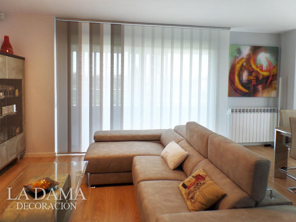 Cortinas Verticales Salon Madera Cortinas Verticales Salon Flickr - Salon-madera