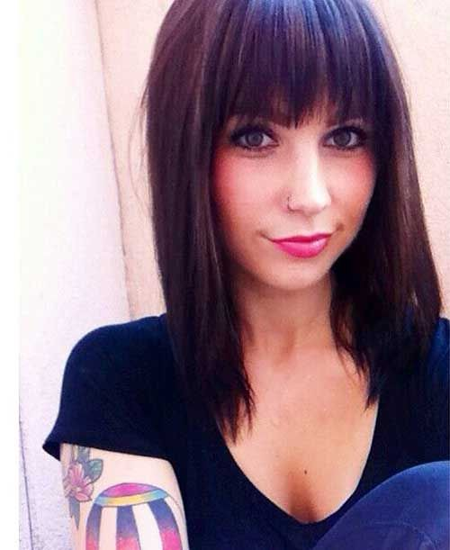 black hair bob styles hair style ideas 20 new brown bob bob hairstyles 1401