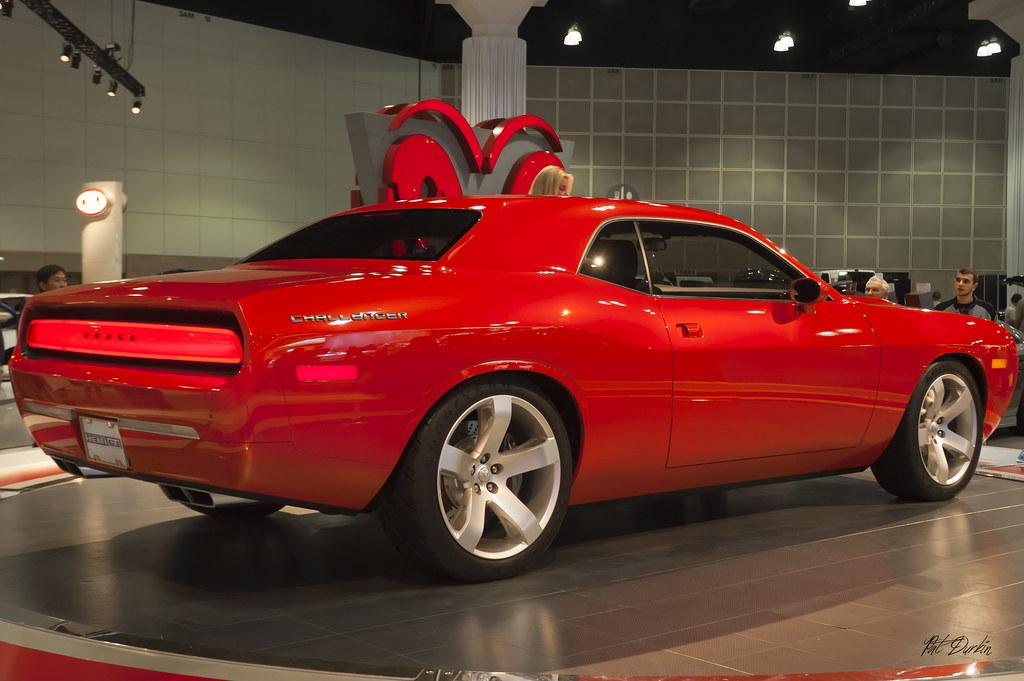 2007 Dodge Challenger Hemi RT   L.A. Auto Show Shot in ...