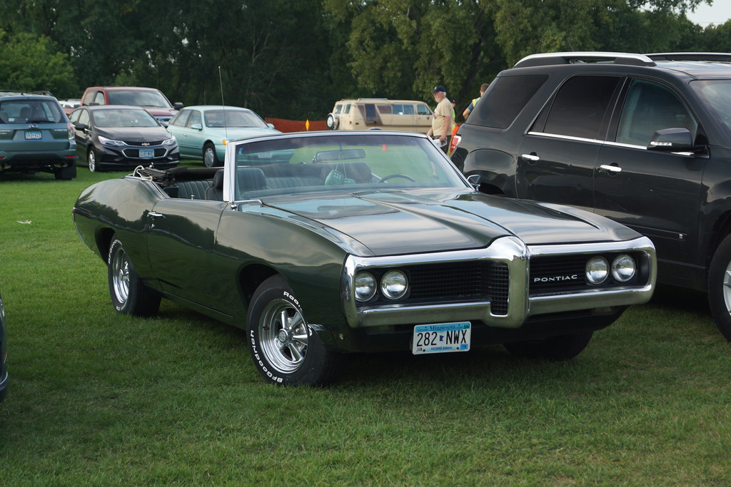 1969 Pontiac Lemans Convertible 31st Annual New London To Flickr