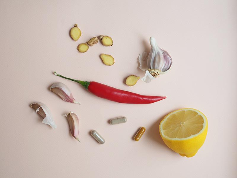 Mitä syödä flunssassa