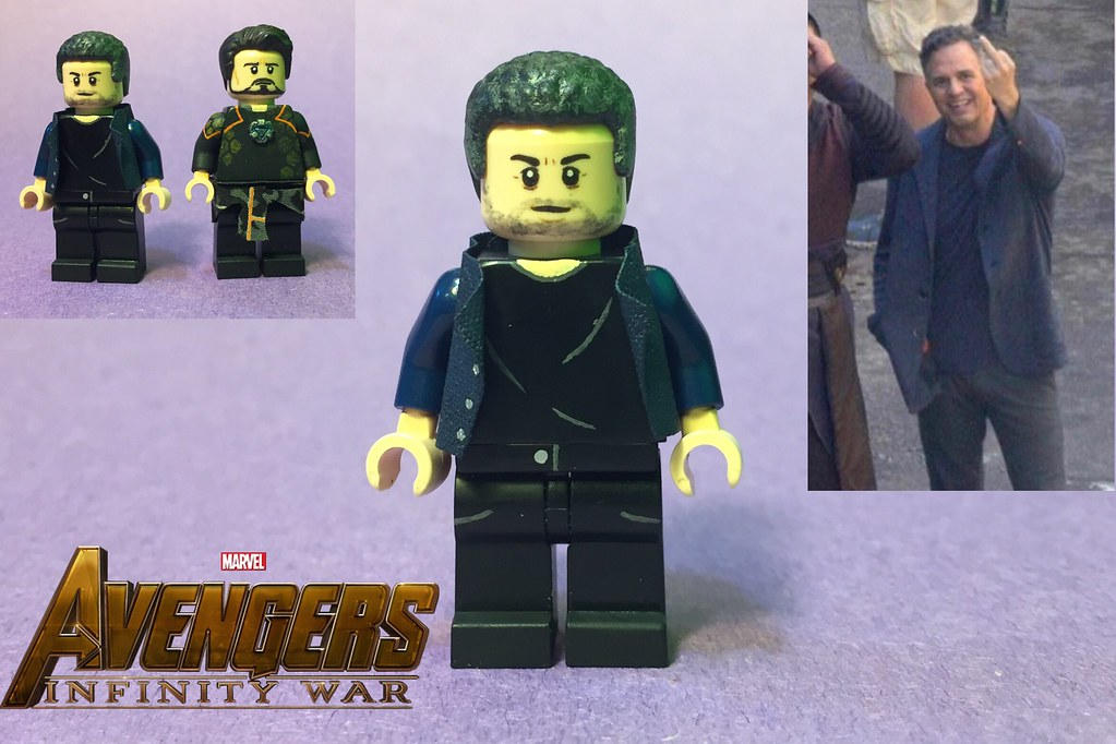 Bruce Banner From Infinity War So I Decided To Make