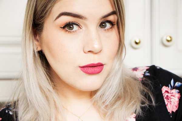 Rimmel Stay Matte Liquid Lip Colour in Rose And Shine