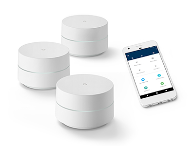 Customers will be able to get a three-pack Google Wifi at $0 upfront cost when they sign up or renew selected StarHub Broadband or Hubbing all-in-one plans.