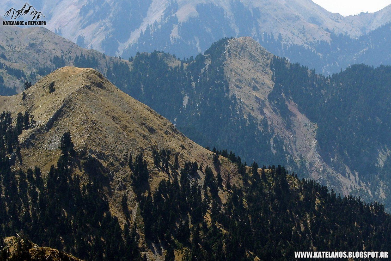 βουνα αιτωλοακαρνανιας ορη κεδρος κοφτερο παναιτωλικου