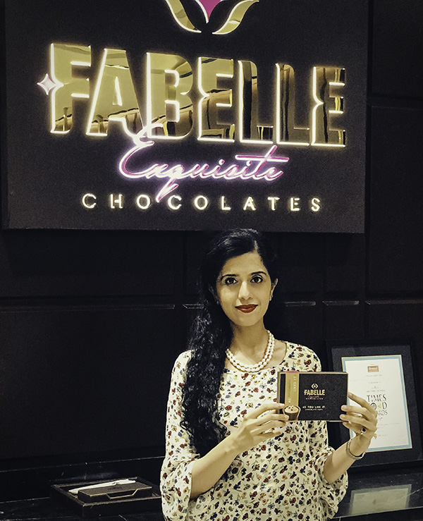 """As You Name It"" with Fabelle Exquisite Chocolates"