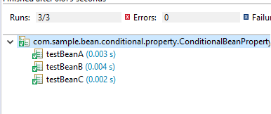 ConditionalOnProperty Test