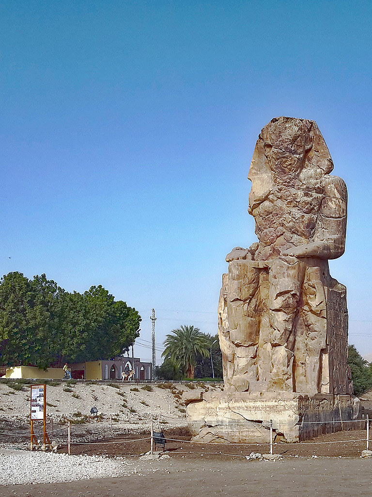 Egypt_Aga_Memnon_Koloss_2017 | by hajomu