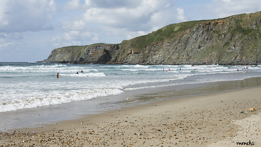 playa de Xago Asturias