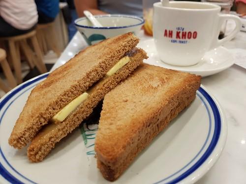 Ah Khoo Kopi Toast
