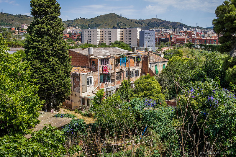 Casas de la calle Alarcón