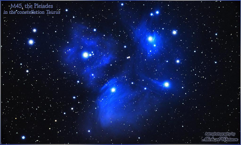 The Seven Sisters of Pleiades - Star Gaze Hawaii