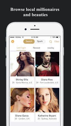 Popular dating app london