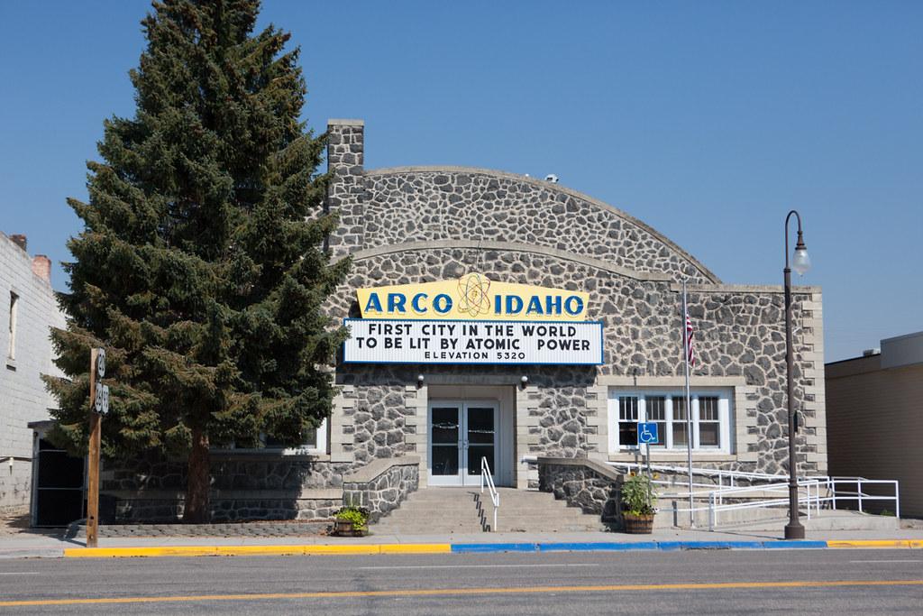 Arco Idaho