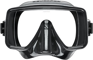 Scubapro diving mask frameless black