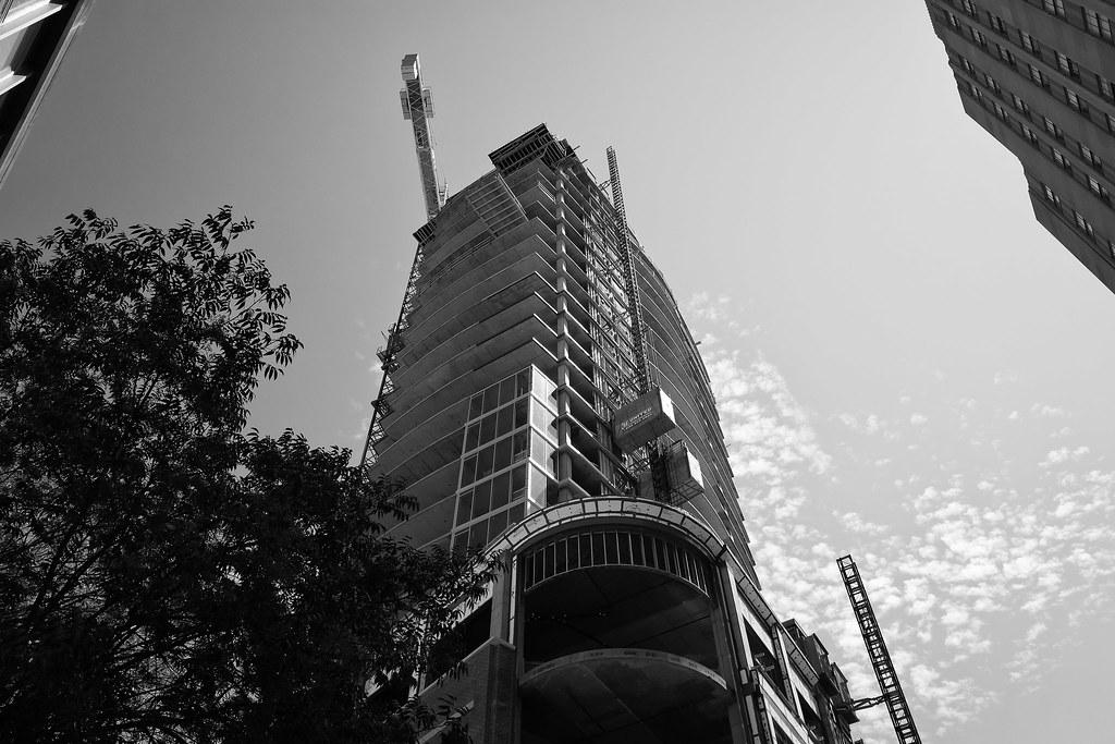 One City Center Downtown Durham Nc 2017 Ricoh Gr Ii 18mm