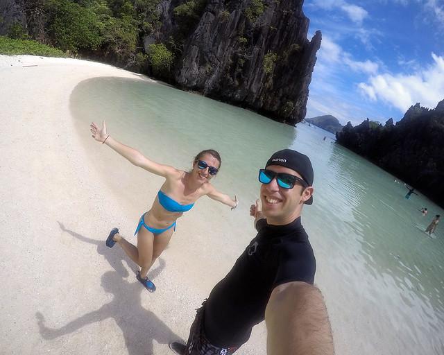 Secret Beach, una de las mejores playas que ver en Filipinas