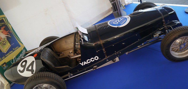Delage Racer type ERA/Elage 1927 37046984470_6664a9e1c6_c