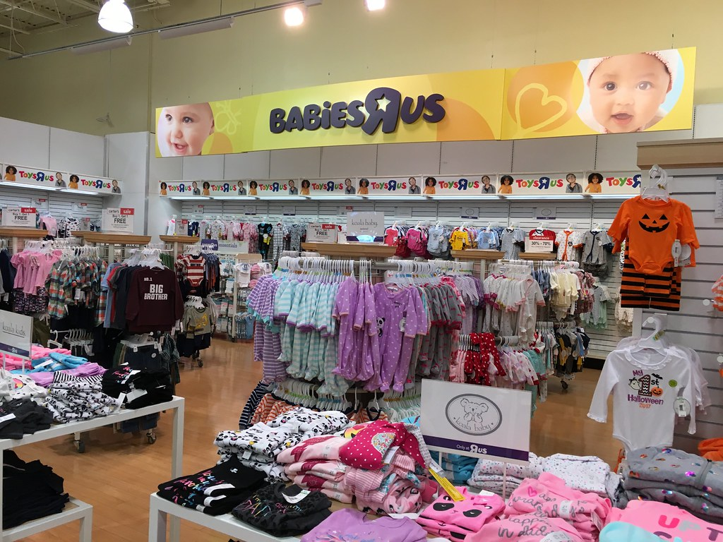 Babies R Us Inside Toys R Us Miami Phillip Pessar Flickr