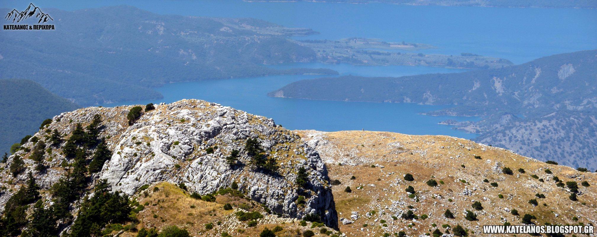 λιμνη καστρακιου φαφουτα παναιτωλικο ορος αη λιας