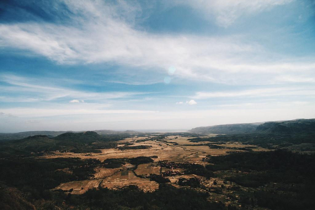 Panenjoan Geopark Ciletuh