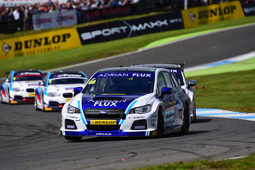 Jason Plato, Subaru Levorg, British Touring Car Championship, Knockhill 2017