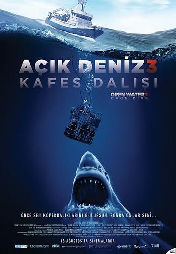 Açık Deniz 3: Kafes Dalışı - Open Water 3: Cage Dive
