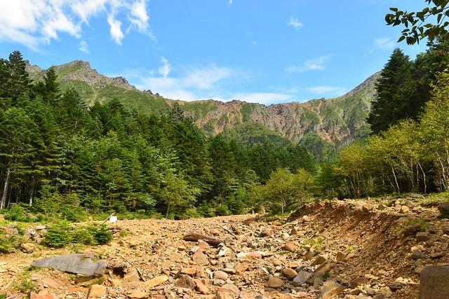 八ヶ岳登山 美濃戸口ルート