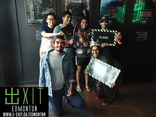 Escape Room Whyte Ave
