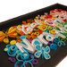 Quilling Name Frame Butterflies Left