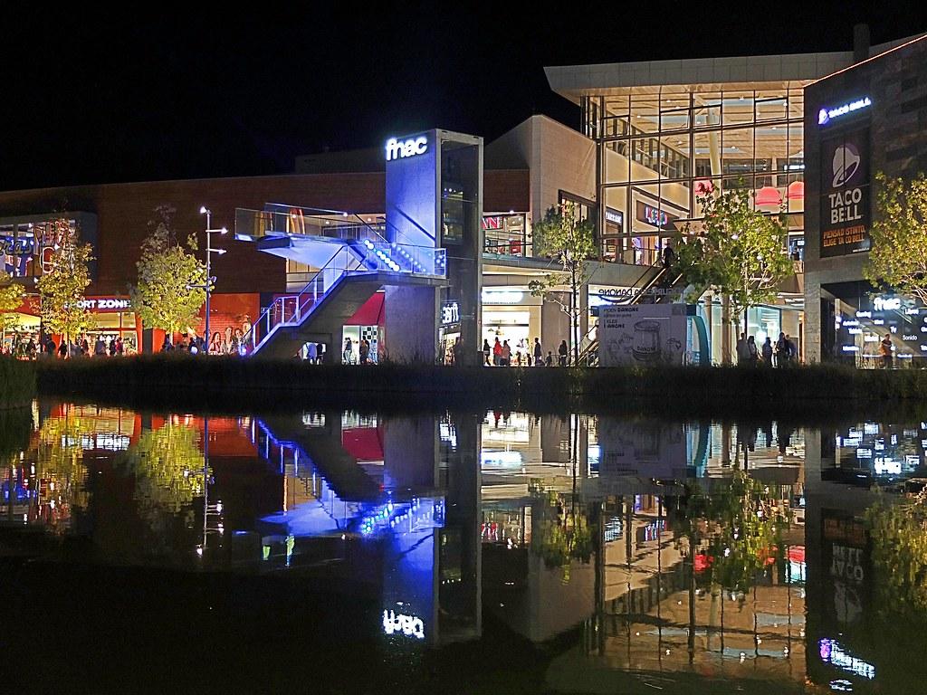 Centro Comercial Puerto Venecia Zaragoza Jose Angel Sanchez