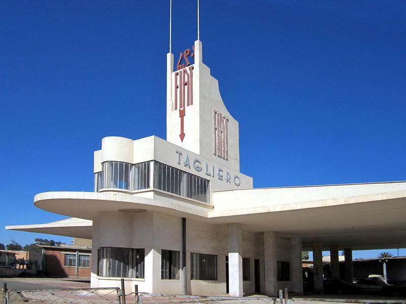 Asmara modernism