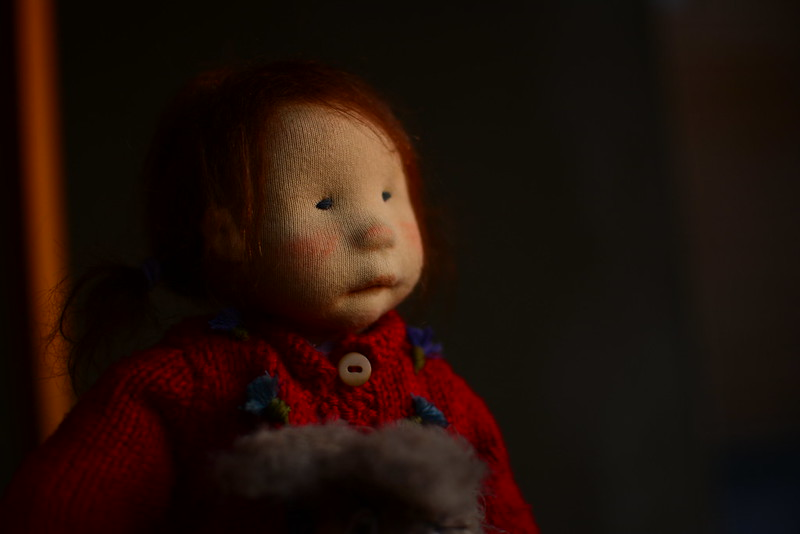 Tamika OOAK doll