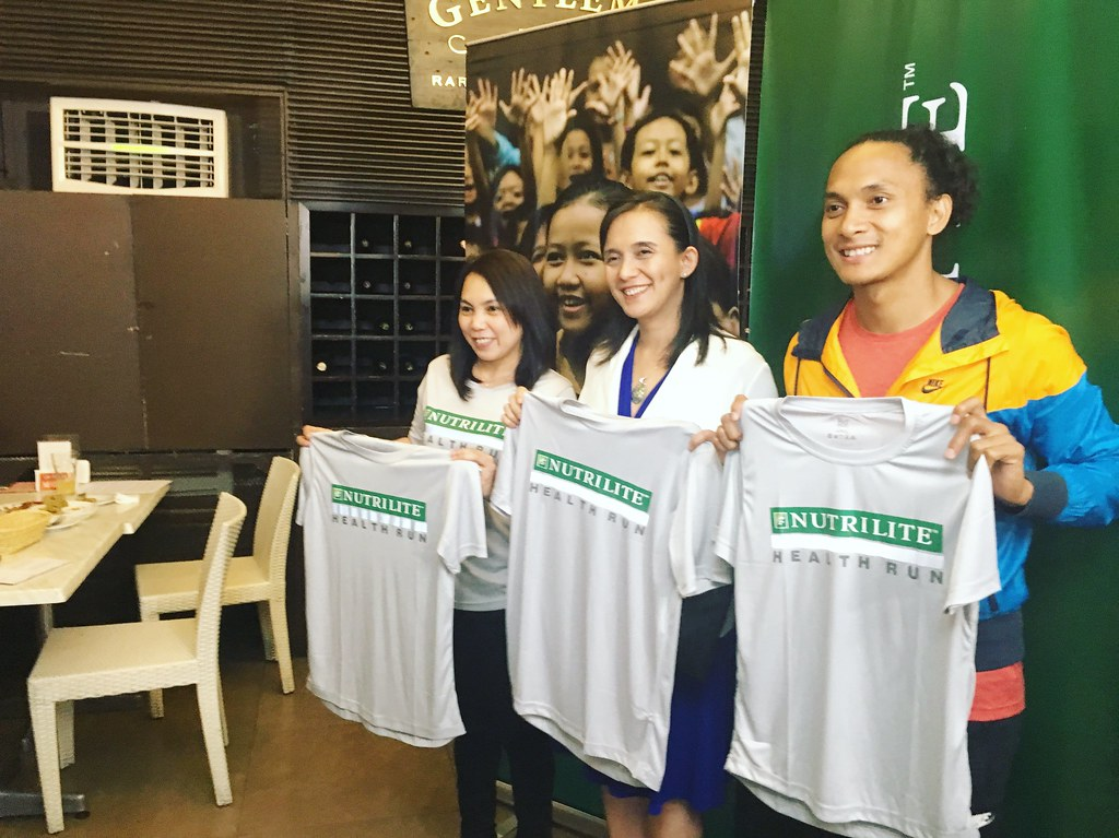 Dulce Ricafort-Amway Marketing Manager  Ma. Elenita P. Olmedo-Amway Philippines Country Manager  Coach Rio Dela Cruz President & CEO, Runrio Event Inc.