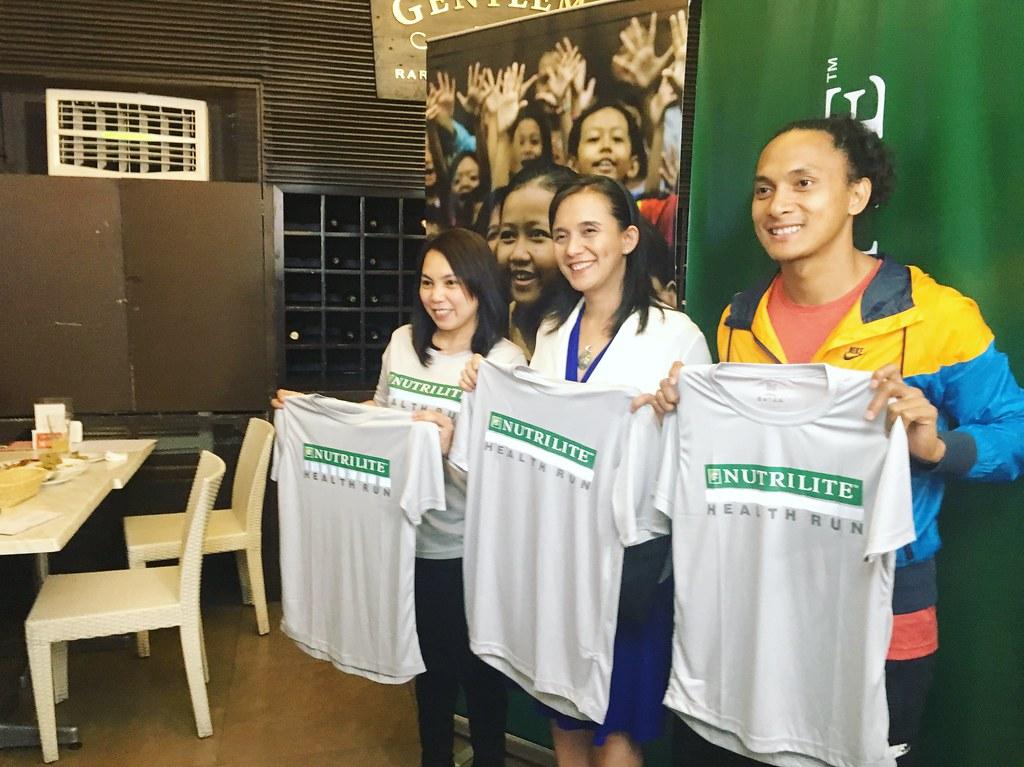 Dulce Ricafort-Amway Marketing Manager  Ma. Elenita P. Olmedo-Amway Philippines Country Manager  Coach Rio Dela Cruz President & CEO, Runrio Event Inc.
