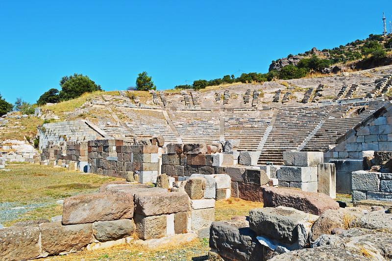Bodrum Amphitheater