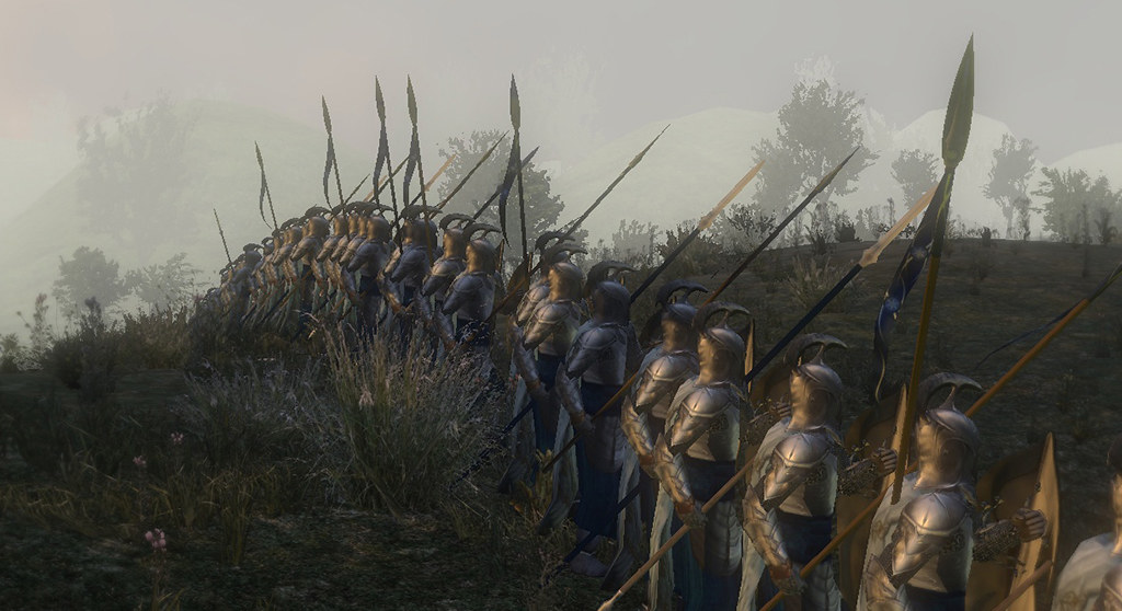 Mithdirith front line
