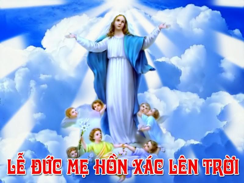 Lễ Đức Maria Hồn Xác Lên Trời