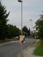 Wahlplakate zur Bundestagswahl #6
