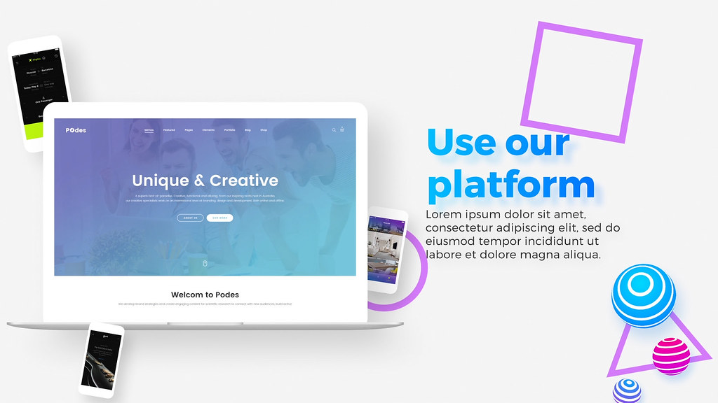 Website / Design & Development Agency Presentation - 6