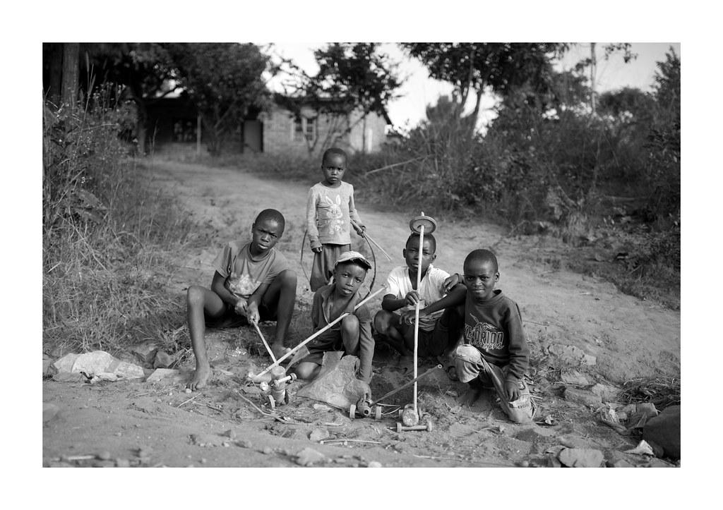 Portrait - Malawi   by Vincent Karcher