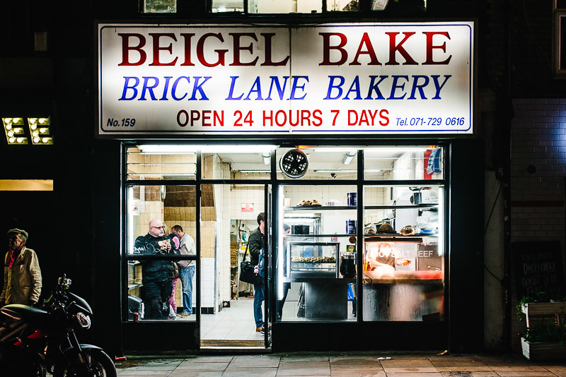 Beigel Bake, London