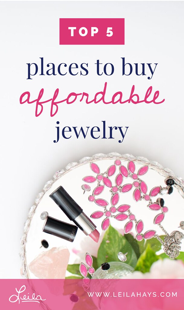 Places to Buy Affordable Jewelry Online