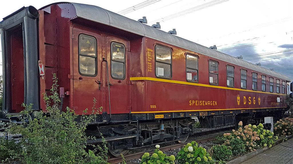 Nachbau des DSG WR 555