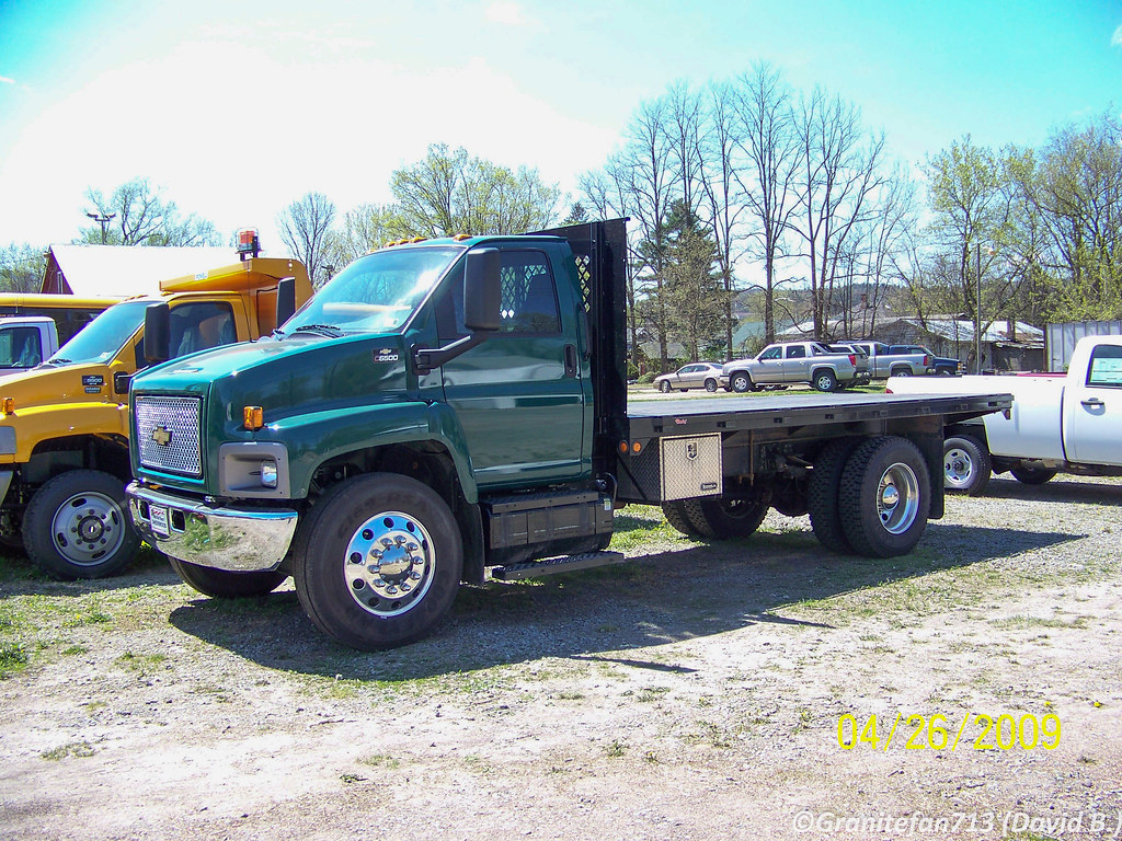 All Chevy chevy c6500 flatbed : 2009 Chevy C6500 Flatbed | Trucks, Buses, & Trains by ...