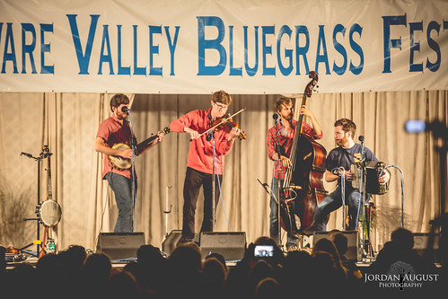 Charm City Junction at Delaware Valley Bluegrass Festival 9/2/2017 | by phillybluegrass