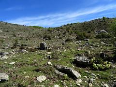 Arrivée sur le plateau de Favalta