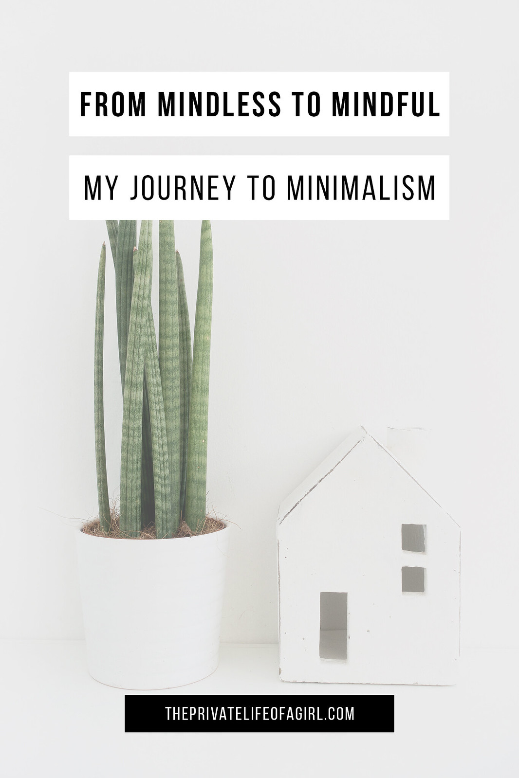 My Journey To Minimalism