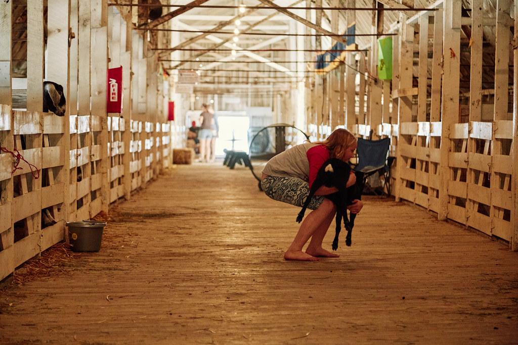 The Escape  A Drama In The Goat Barn