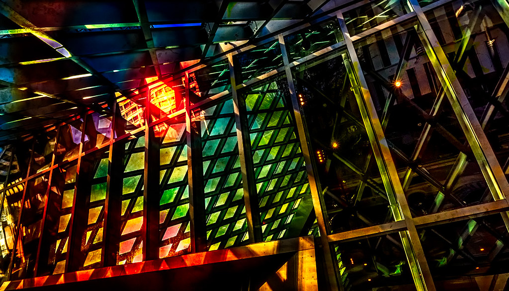 Seattle Central Library: Abstract